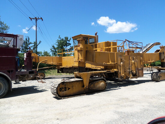 Pavers and Concrete Equipment for Sale at Park East Sales