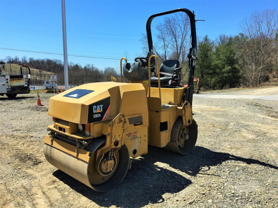 Compactors for Sale at Park East Sales