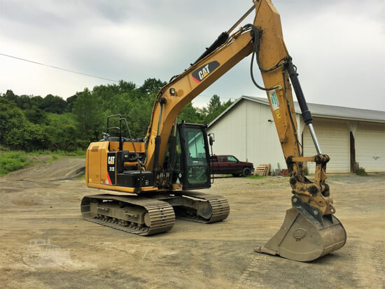 Excavators for Sale at Park East Sales
