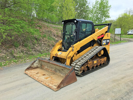 Skid Steers for Sale at Park East Sales