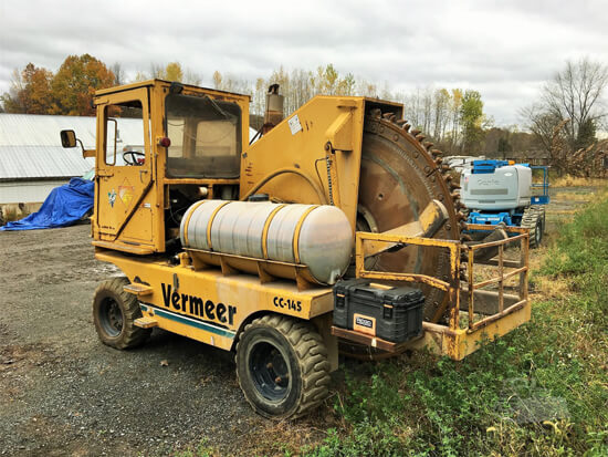 Trenchers, Boring Machines and Cable Plows for Sale at Park East Sales